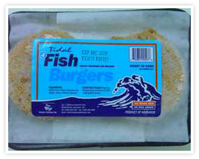Whitefish for Morgans fish house